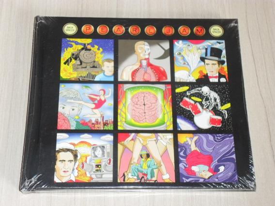 Cd Pearl Jam - Backspacer 2009 (inglês Digibook) Lacrado