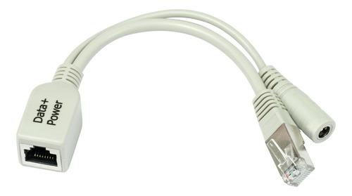 Inyector Poe Mikrotik Rbgpoe Gigabit 9-48v Blindado