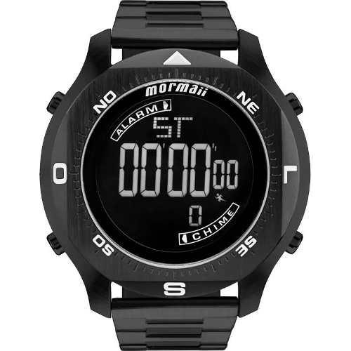 Relógio Mormaii Masculino Mo11273b/4p