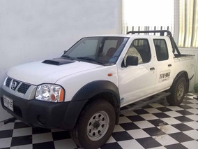 Nissan Frontier 2012 , 4x4 Diesel, Doble Cabina