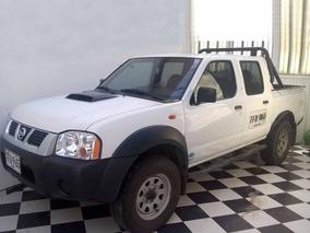 Nissan Frontier 2012 , 4x4 Diesel, Doble Cabina