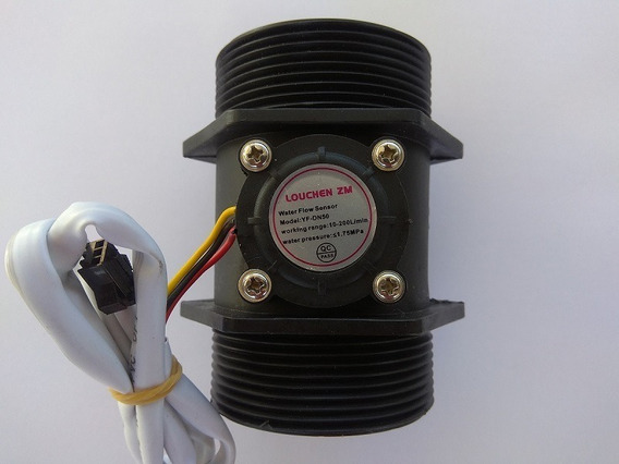 Sensor Medidor Fluxo Água 2 Polegadas