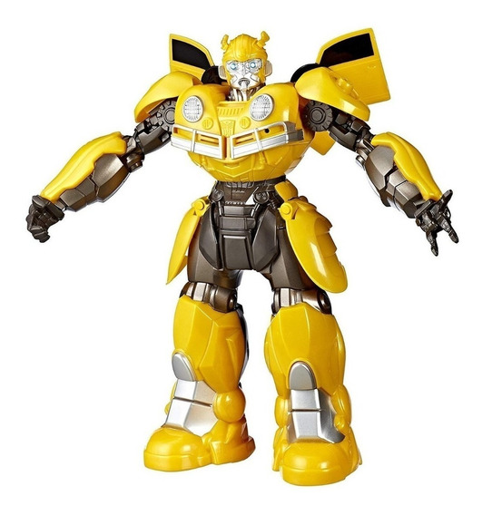 Bumblebee Dj Transformers Sonido Movimiento Hasbro Jlt E0850