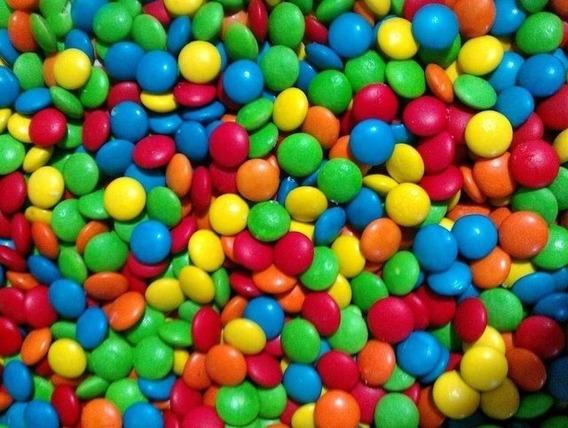 Lentejas De Chocolate X 1kg - Oferta Sweet Market