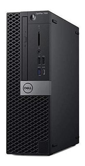 Dell Desktop Optiplex 7060 Sff, Core I5-8500, 8gb, 500hd W10