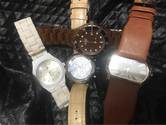 Relojes Citizen,branzi,polo Nunca Se Usaron