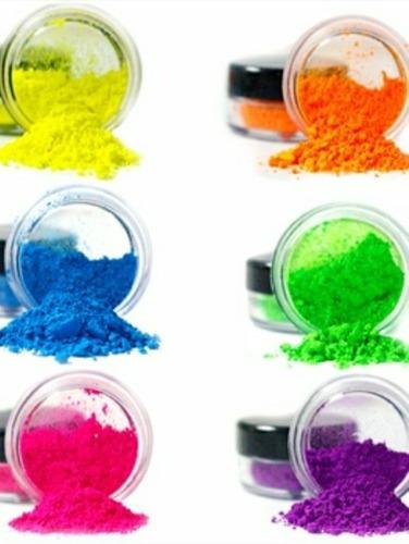 Imagen 1 de 7 de Pack Colorantes Y Matizador En Flúor, Drupcolor 8 Grs.