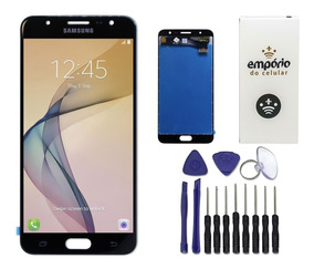 Tela Touch Display Lcd Samsung Galaxy J7 Prime Preto