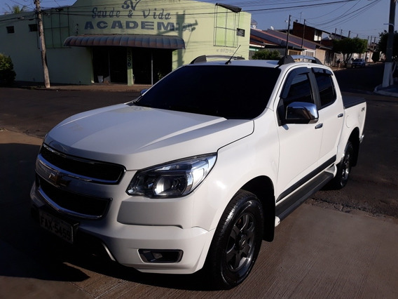 Chevrolet S10 2.8 Lt Cab. Dupla 4x4 4p 2014