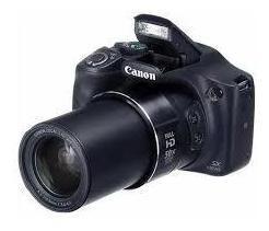 Câmera Canon Sx530hs Profissional
