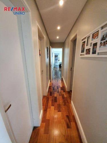 Imagem 1 de 25 de Apartamento Com 3 Dormitórios À Venda, 106 M² Por R$ 763.000 - Vila Andrade - São Paulo/sp - Ap0897