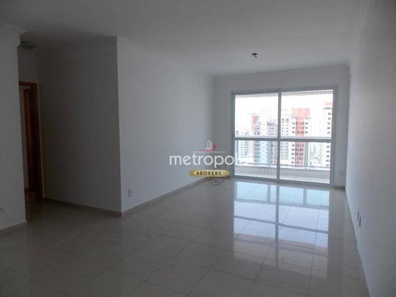 Apartamento Com 3 Dormitórios Para Alugar, 112 M² Por R$ 4.000/mês - Saúde - São Paulo/sp - Ap2574