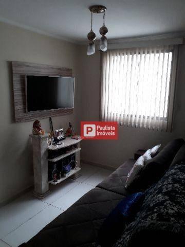 Apartamento À Venda, 62 M² Por R$ 279.999,00 - Vila São José - São Paulo/sp - Ap22594