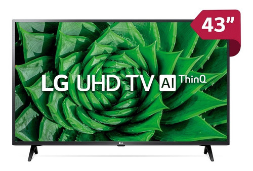 Smart Tv LG 43` Uhd 4k Led Modelo 43um7100 Wifi Netflix Amv