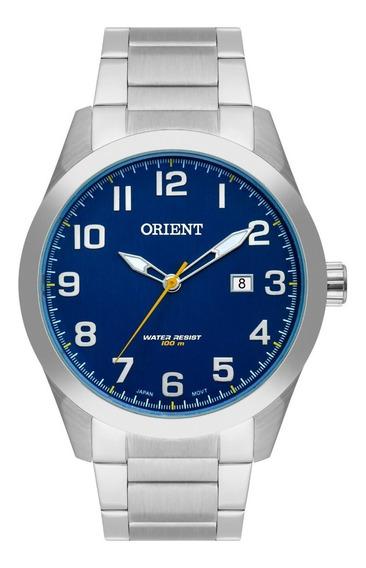 Relógio Orient Masculino Mbss1360 D2sx Azul Oferta