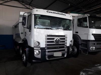 Vw 31.320 (6x4) Caçamba 2012