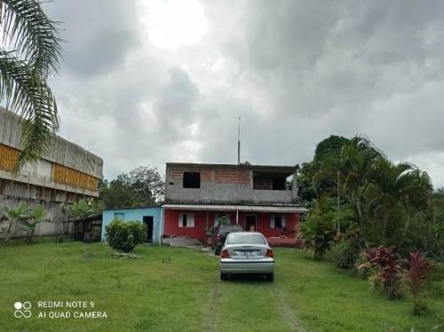 Chácara Na Praia Com 5 Dorm 1 Suíte E 15000m² 7882