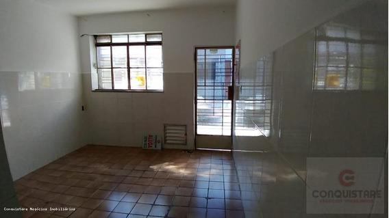 Casa Para Locação Em São Paulo, Luz, 2 Dormitórios, 1 Banheiro - Camc0043