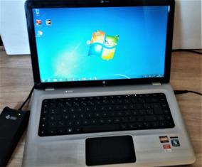 Note Hp Dv6 3080br - 15,6 Blu Ray Defeito - Funcionando Leia