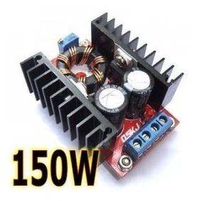 Driver P/ Power Led 30w 50w Ou 100w Alimentado Com 12v