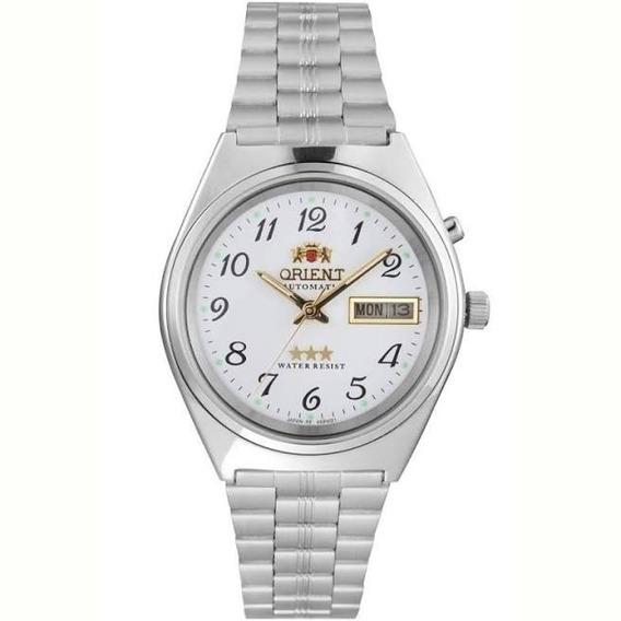Relógio Orient Automático Analógico 469wb1a B2sx