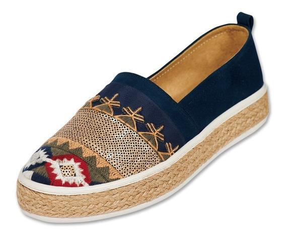 Zapatos Gösh Color Azul Marino Para Dama Del 23 Al 27. 52dk6