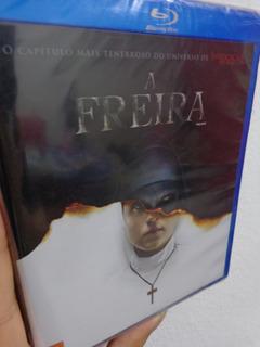 A Freira Blu-ray Lacrado Mando Por Cr Ou Mãos Em Sp