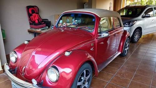 Volkswagen Conversível.
