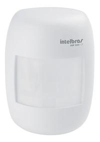 Sensor Infra Alarme Com Fio Ivp 3000cf Intelbras