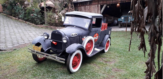 Pickup Ford 1929 Fordinho 29