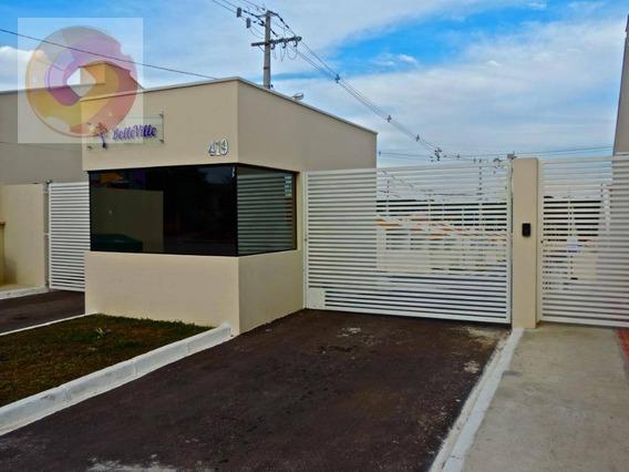 Casa Com 3 Dormitórios À Venda, 57 M² Por R$ 158.300,00 - Santa Terezinha - Fazenda Rio Grande/pr - Ca0067