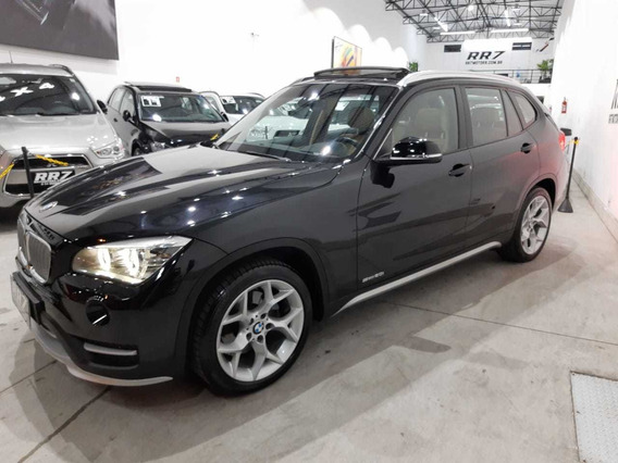 Bmw X1 Active Flex 2.0 2015 Com Teto