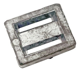 Plomo Para Cinturón De Buzo 2.5 Lbs (1.130 Kg)