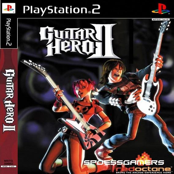 Guitar Hero 2 Ps2 Desbloqueado Patch