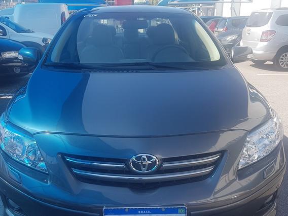 Toyota Corolla 1.8 16v Se-g Flex Aut. 4p 2009