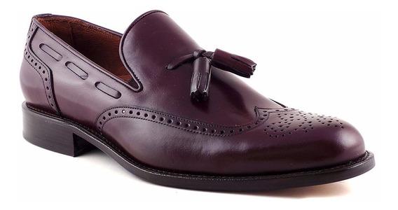 Zapato Hombre Clásico Cuero Briganti De Vestir - Hccz01067