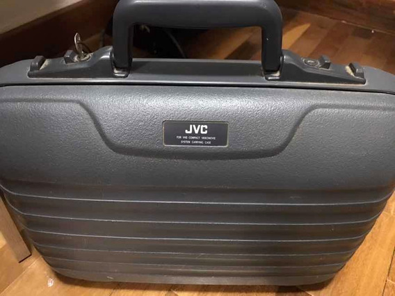 Filmadora Jvc Gr 60raridade Com Case Original Made In Japan