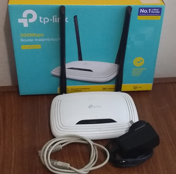 Router/moden Tp Link 300mbps Impecable