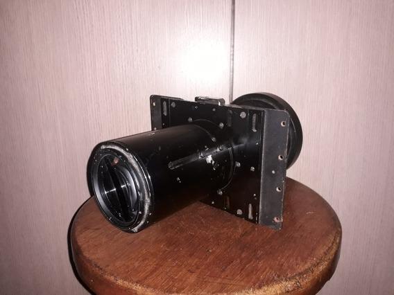 Antiga Lente De Telescópio R