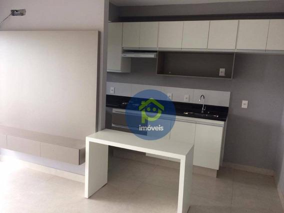 Apartamento Com 1 Dormitório À Venda, Ed. Unique, 43 M² Por R$ 335.000 - Jardim Redentor - São José Do Rio Preto/sp - Ap7389