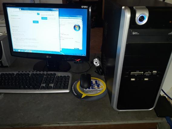 Computador Com Monitor 20 Polegadas