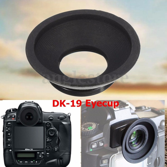 Ocular Dk-19 Para Camera Nikon F Dslr