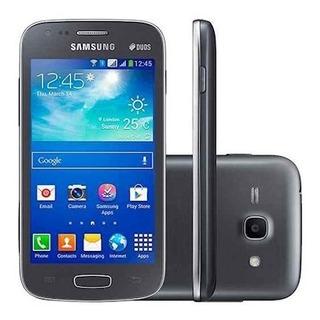 Smartphone Samsung Galaxy S Duos 2 S7582 4gb Preto | Novo