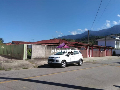 Terreno À Venda, 320 M² Por R$ 145.000 - Praia Da Cocanha, Massaguaçu - Caraguatatuba/sp - Te1027