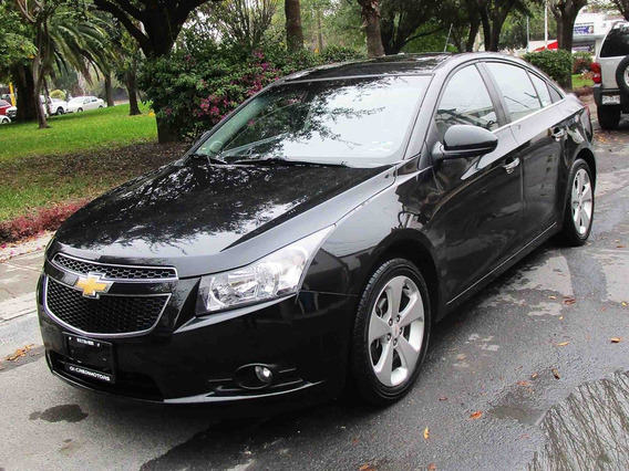 Chevrolet Cruze Ltz 2012 Color Negro