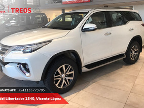 Nueva Toyota Hilux Sw4 2.8 Srx Automatica 0km