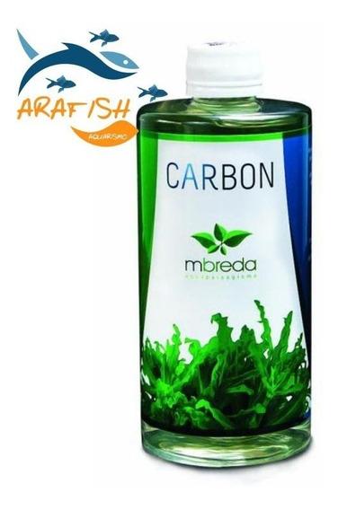 Mbreda Carbon 500ml Co2 Liquido P Aquário Plantado