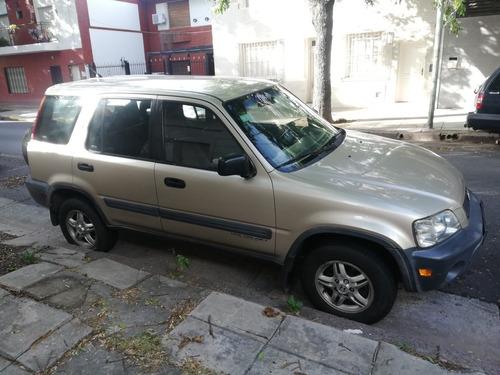Honda Cr-v 2.0 4x4 Si At 2000