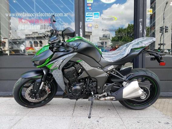 Kawasaki Z1000 R Edition Abs 2019 Ultima Unidad Cordasco
