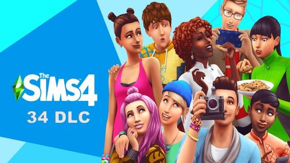 The Sims 4 Pc Deluxe Edition Envio Digital Imediato.